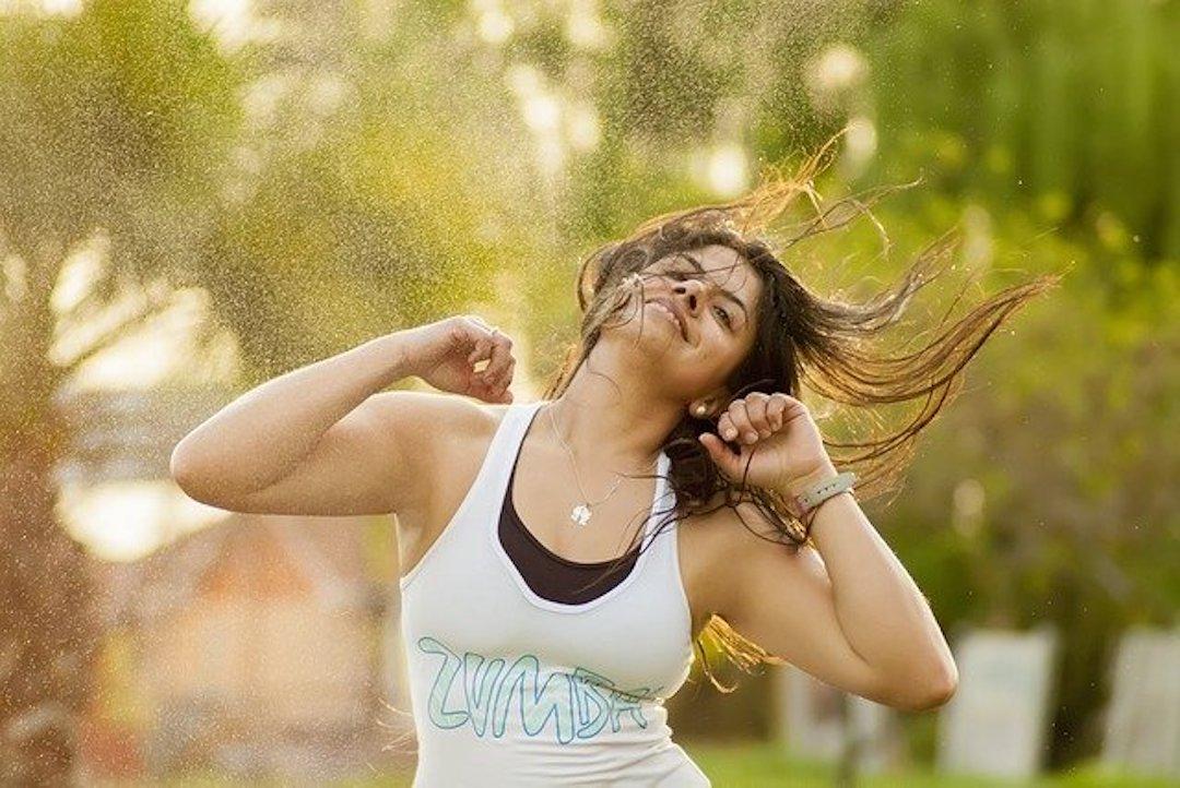 Dance energy Zumba